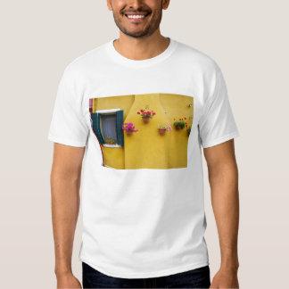 Island of Burano, Burano, Italy. Colorful Burano 3 Tee Shirt