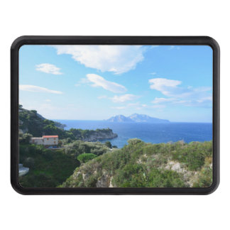 Island of Capri Hitch Cover