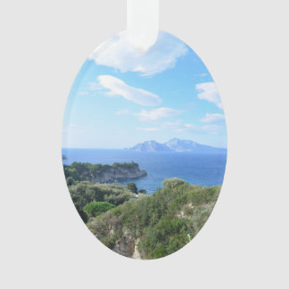Island of Capri Ornament