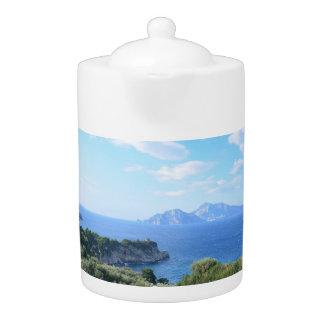 Island of Capri Teapot