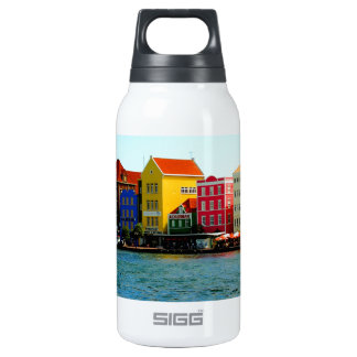 Island of Curacao Design by Admiro Insulated Water Bottle