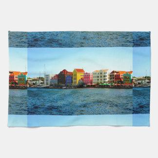 Island of Curacao Design by Admiro Towel