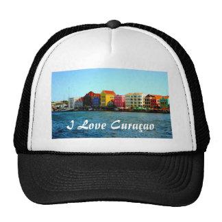 Island of Curacao Design by Admiro Trucker Hat