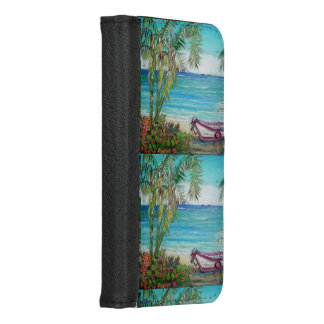 Island of Fiji - iPhone 8/7 Wallet Case