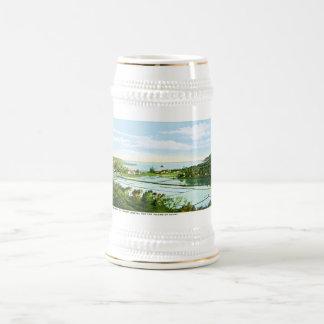 Island of Kauai Beer Stein