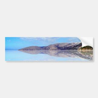 Island of Krk Bumper Sticker
