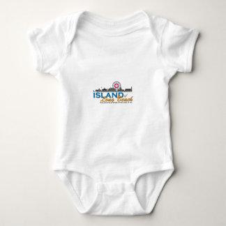 Island of Long Beach Standard Gear Baby Bodysuit
