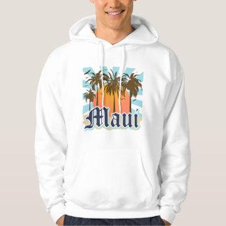 Island of Maui Hawaii Souvenir Hoodie