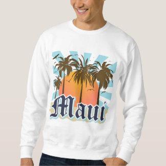 Island of Maui Hawaii Souvenir Pullover Sweatshirt