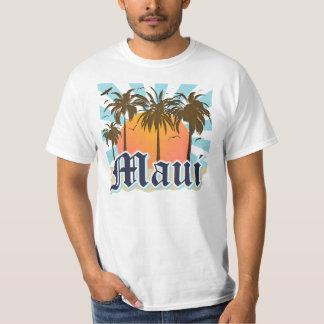 Island of Maui Hawaii Souvenir Tee Shirt