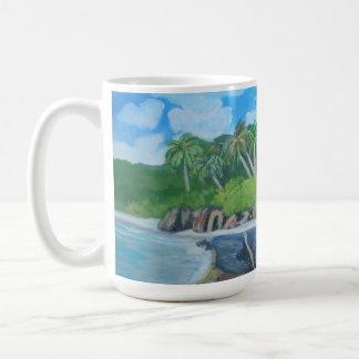 Island of Seychells Mug