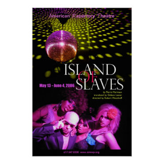 ISLAND OF SLAVES 2 POSTER