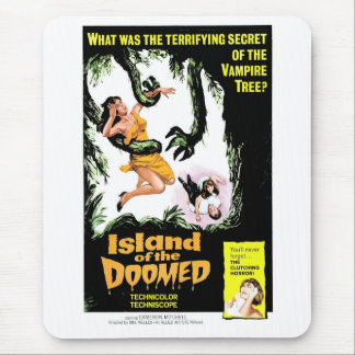 Island of the Doomed Mouse Pad