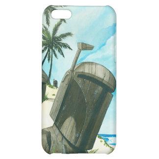 """Island of the Fett Moai"" iPhone 5C Case"