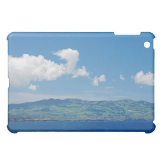 Island on the horizon iPad mini cases