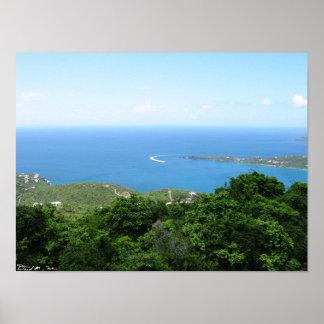 Island Overlook 8 Print