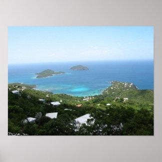 Island Overlook 9 Print