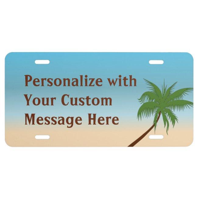 Island Palm Custom