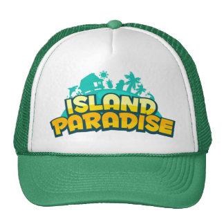 Island Paradise Hat