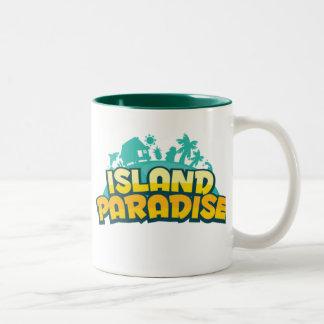 Island Paradise Mug