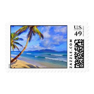 Island Paradise Postage