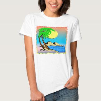 Island Paradise Tee Shirt