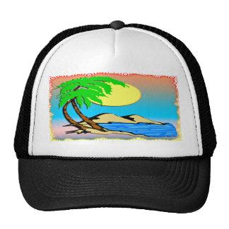 Island Paradise Trucker Hat