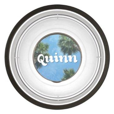 Beach Themed Island Pet Bowl - Quinn