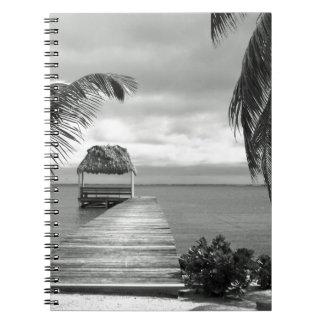 Island Pier Notebook