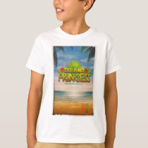 Island Princess Official Kids T-Shirt