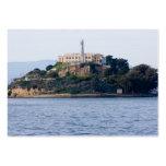 Island Prison, Alcatraz Business Card Templates