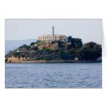 Island Prison, Alcatraz Card