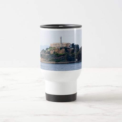 Island Prison, Alcatraz Mug