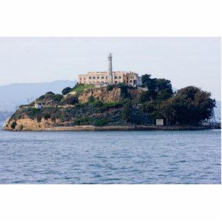 Island Prison, Alcatraz Photo Cut Outs