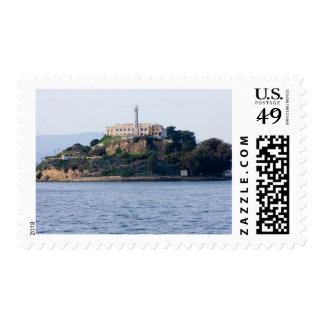Island Prison, Alcatraz Postage