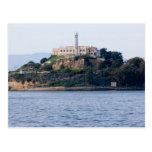 Island Prison, Alcatraz Postcard