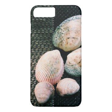 Beach Themed Island Shells iPhone 7 Plus Case
