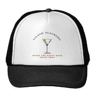 Island Slacker Happy Hour Mesh Hat