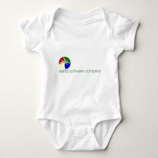 Island Software Company Baby Bodysuit
