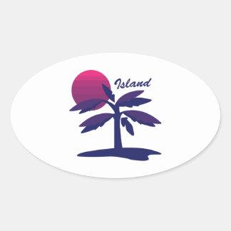 Island Stickers