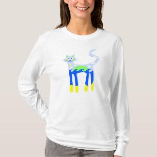 Island style cat T-Shirt