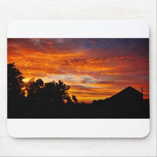Island sunset, St Joseph Island Mouse Pad