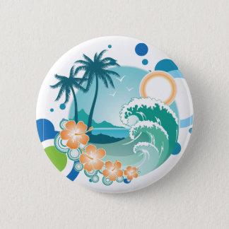 Island Surf Button