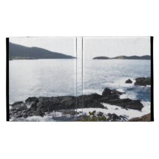 Island theme. iPad case