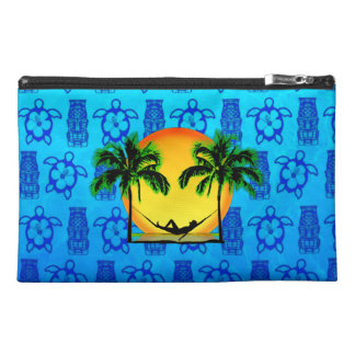Island Time Travel Accessories Bags