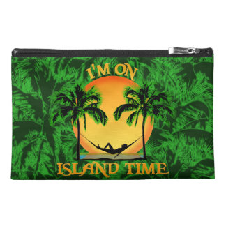 Island Time Travel Accessory Bags