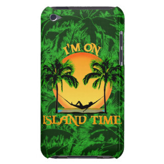 Island Time Barely There iPod Case