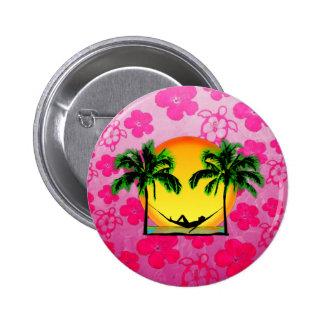 Island Time Pin
