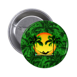 Island Time Pinback Buttons