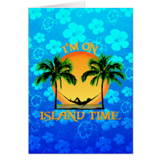 Island Time Cards